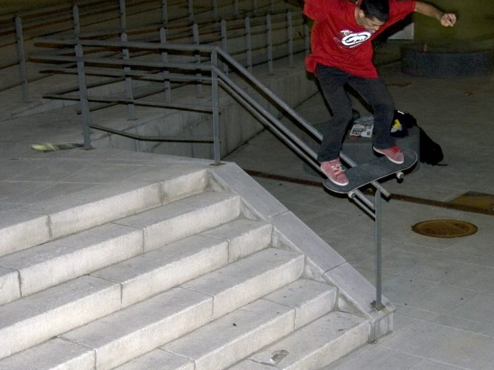 TEAM HL: Skate Alex Cabezas