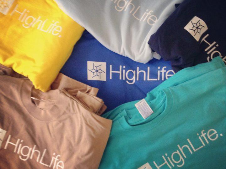 Camisetas HL