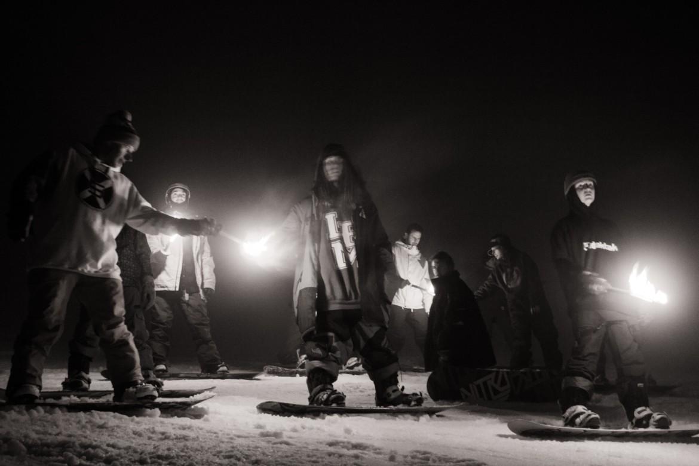 snowboard Piau engaly