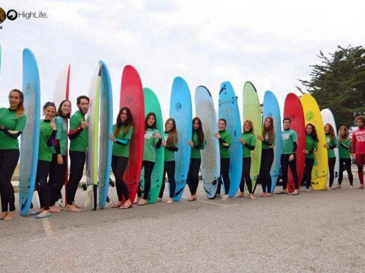 Surf Camp Madrid Xtreme