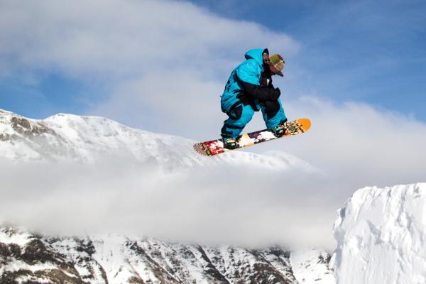 HL TEAM: Snowboard Manuel Ruiz de Somavía 2013