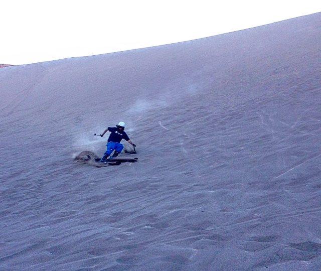 SandSki en San Pedro de Atacama